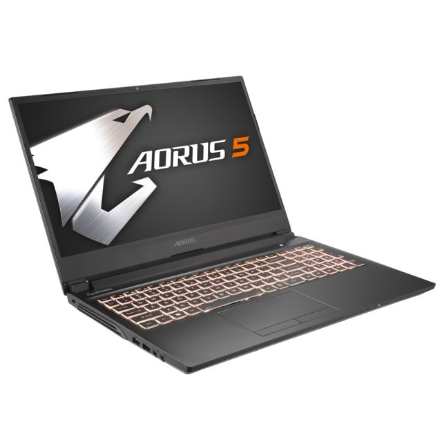 Gigabyte - Aorus 5 KB-7FR1130SH - Gris - Ordinateur portable reconditionné