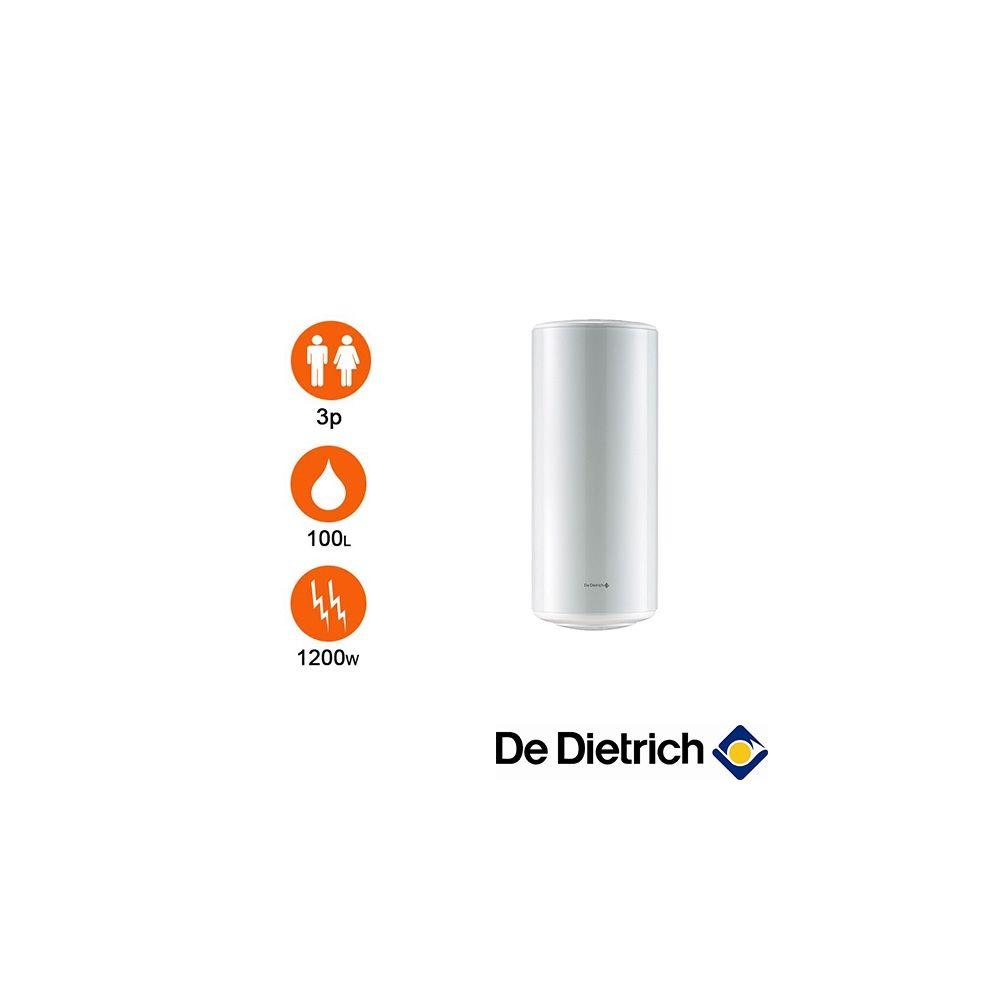 De Dietrich Chauffe eau ceb - 100l vertical mural - de dietrich
