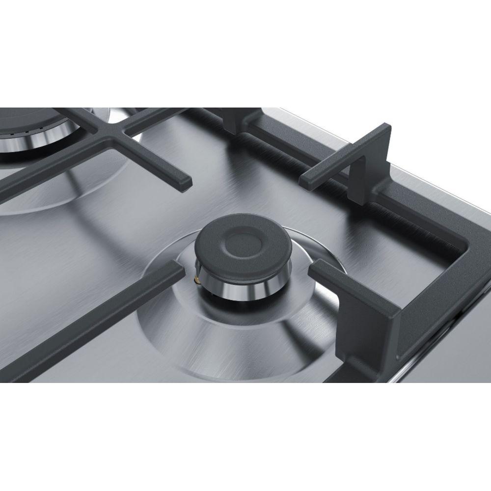 Montre Neff - neff - table de cuisson gaz 5cm 5 feux inox