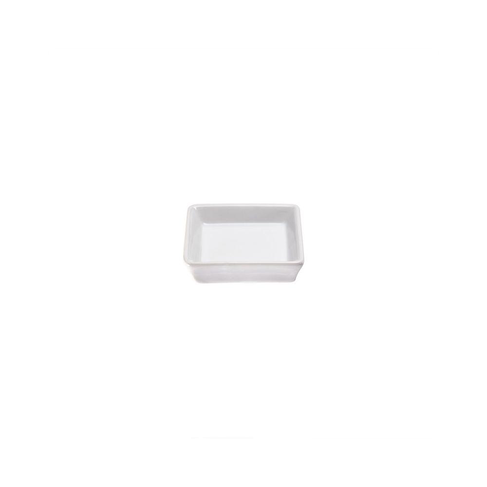 Materiel Chr Pro Ramequin 80 x 80 x 20 mm - Lot de 24 - Stalgast - 0 cm Porcelaine