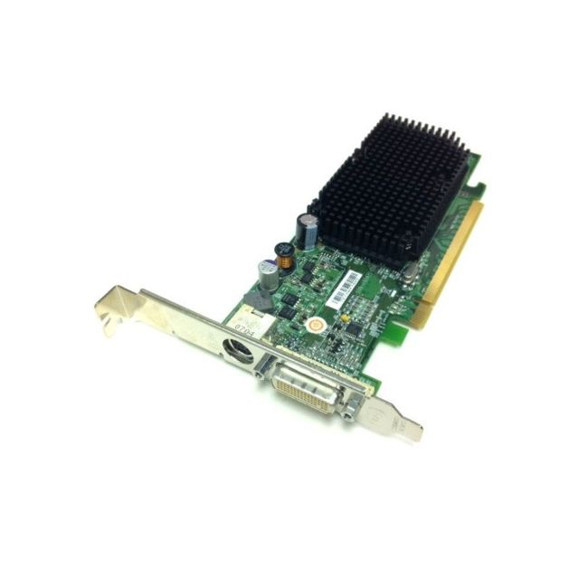 Ati - Carte Graphique ATI Radeon X1300 Pro 256Mo DDR PCIe DMS-59 S-Video 0GJ501 - Carte Graphique AMD