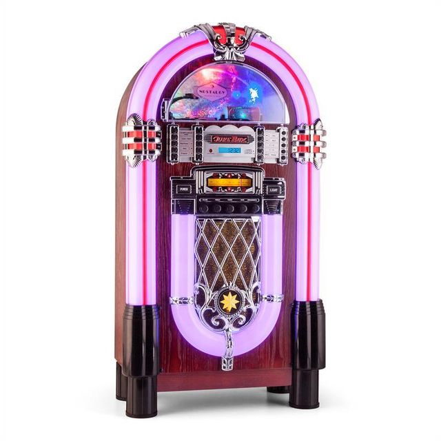 Auna - auna Graceland XXL BT Jukebox Bluetooth USB SD AUX CD FM/AM auna - Matériel hifi