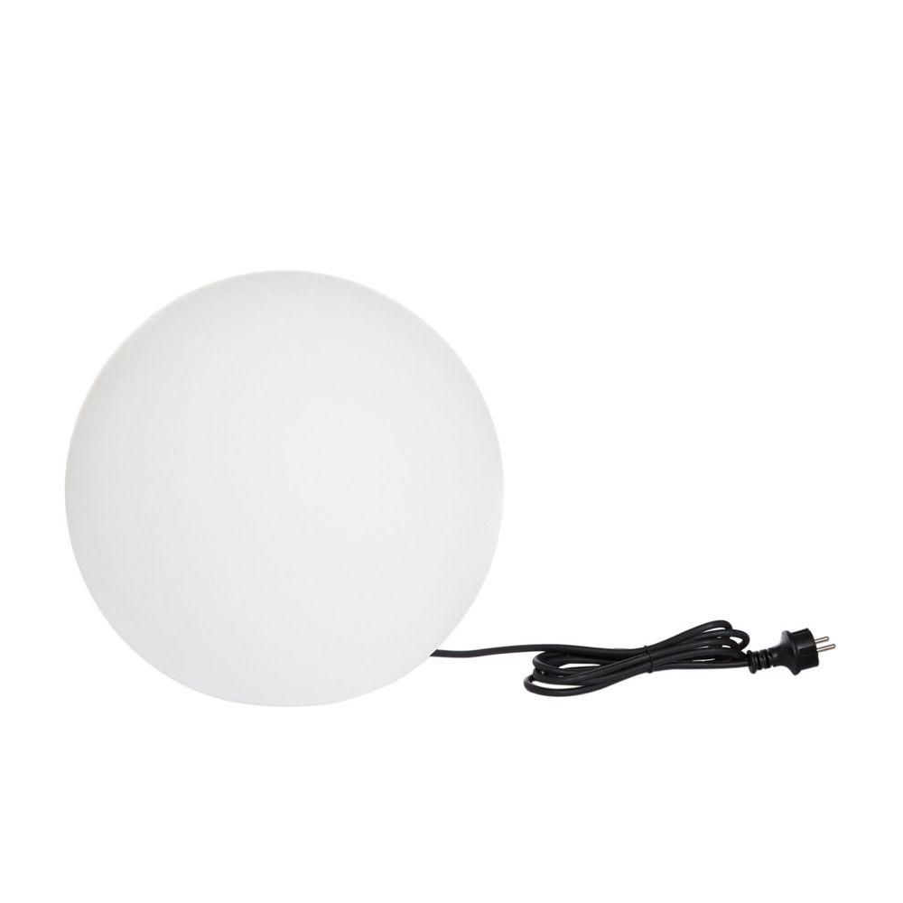 Lumisky lumisky - boule lumineuse blanche d'extérieur d.40cm - bobby w40