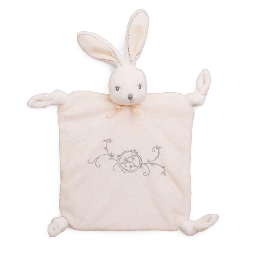 Kaloo Kaloo Perle : Doudou lapin crème