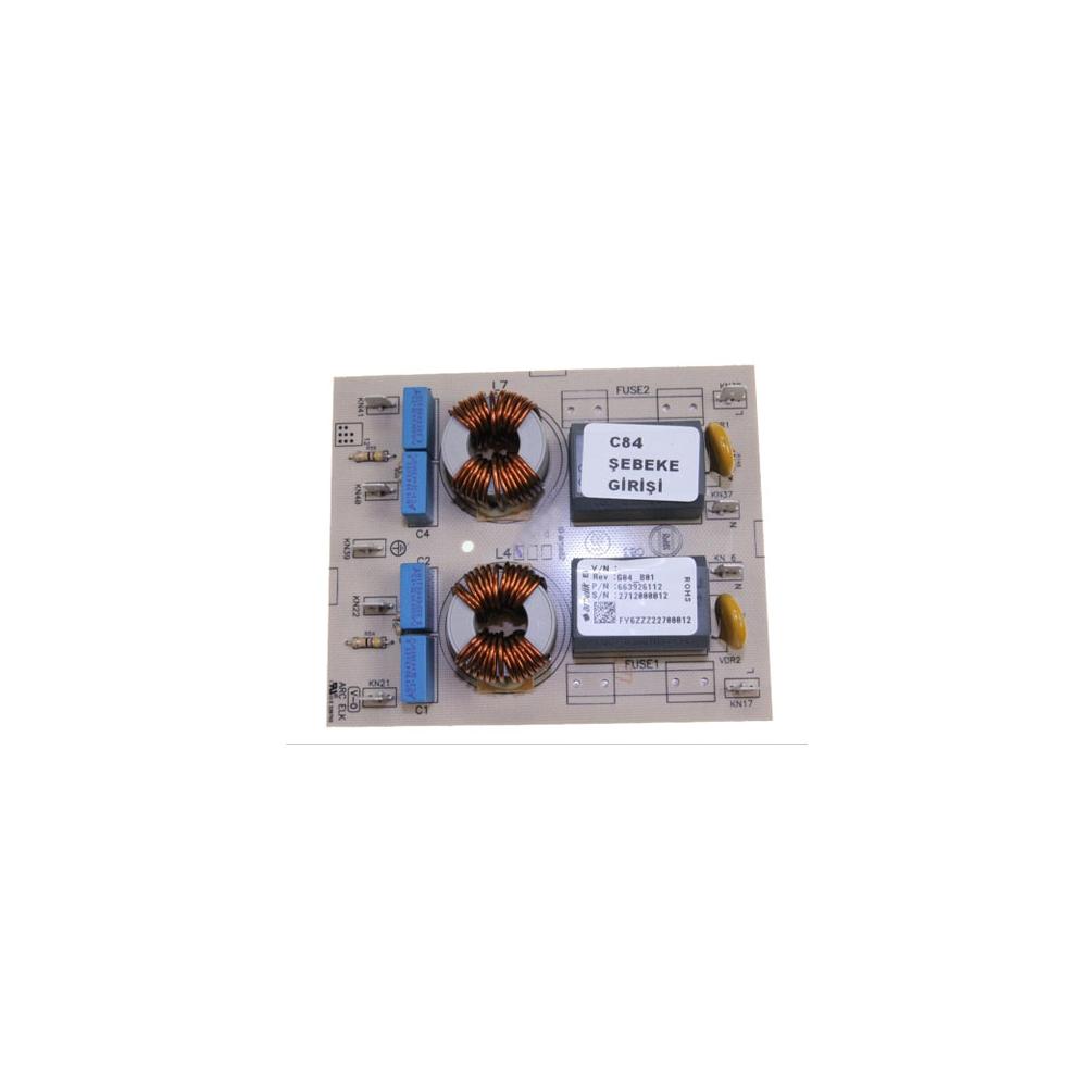 Beko MODULE INDUCTION COOKER POWER CARD POUR TABLE DE CUISSON BEKO - 663926112