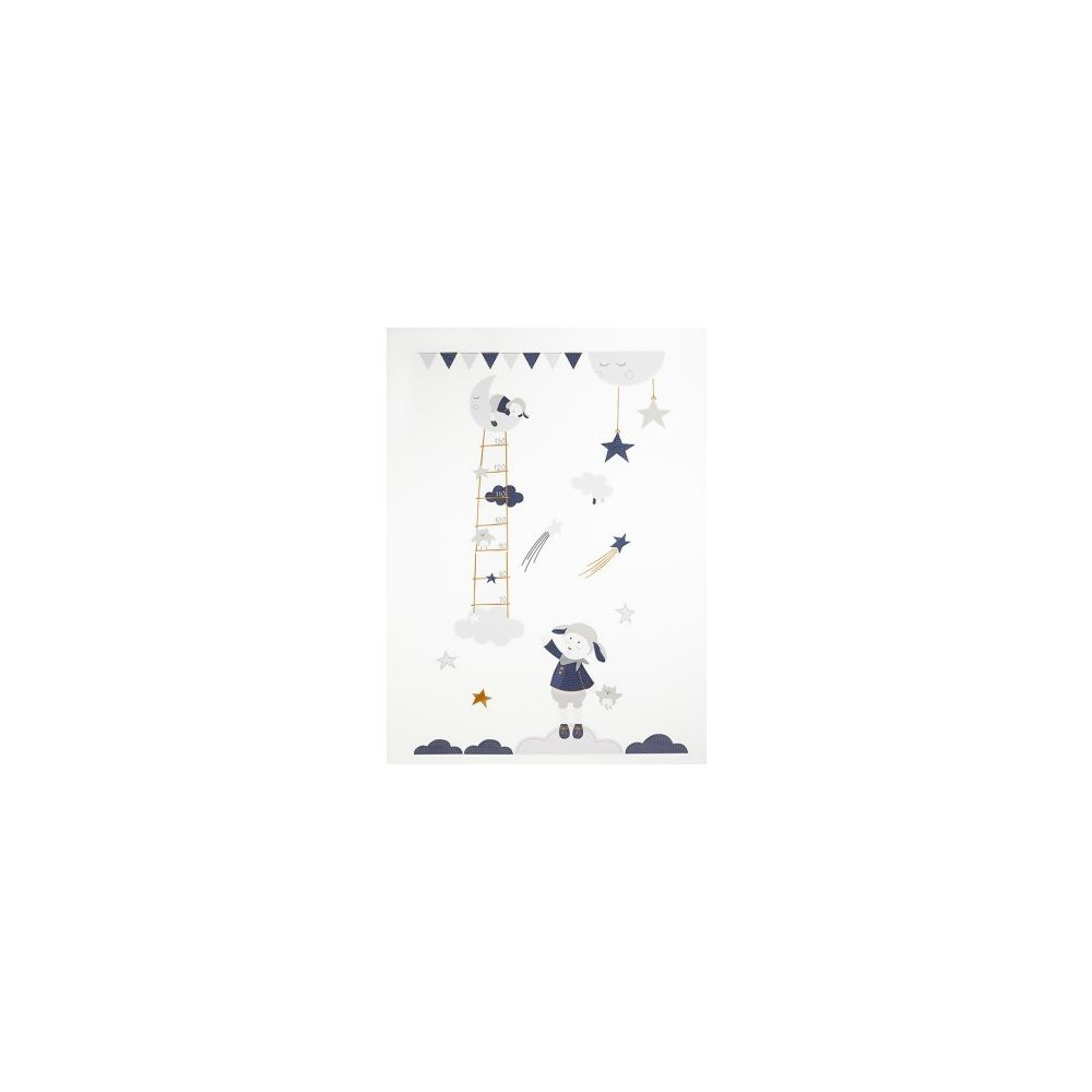 Sauthon Stickers muraux bébé merlin