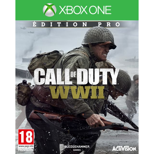 Activision - Call of Duty WWII - Édition PRO - Xbox One - Activision