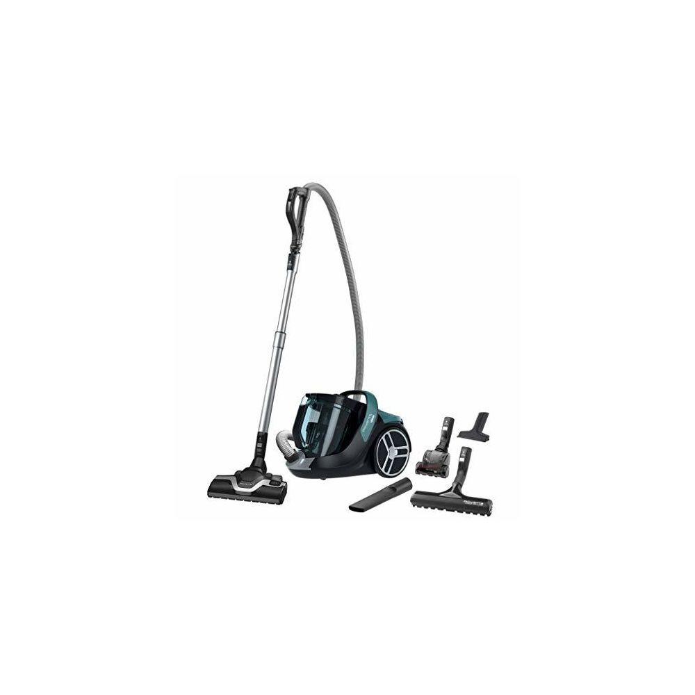 Rowenta aspirateur sans sac X-Trem Power Cyclonic de 2,5L 550W vert noir
