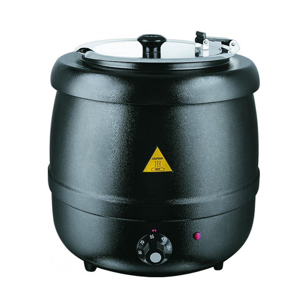 Materiel Chr Pro Marmite Électrique pour Soupe 10 L - Stalgast - Acier 10 L