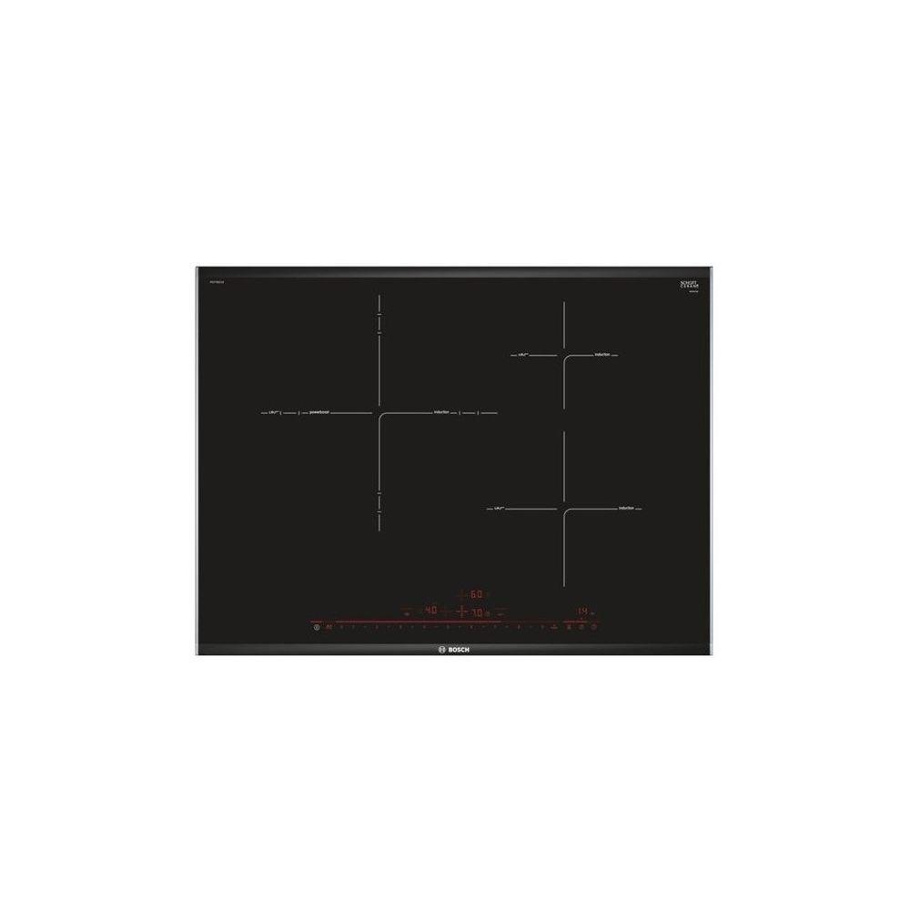 Bosch Plaque à Induction BOSCH PID775DC1E 70 cm Noir (3 zones de cuisson)