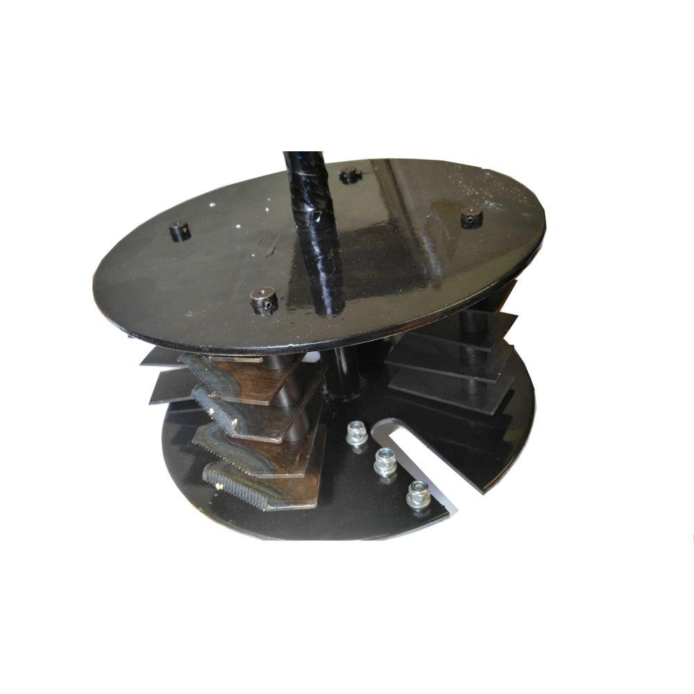 Varanmotors Set de lame complet pour broyeur de végétaux thermique Varan Motors 93022