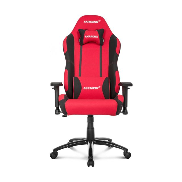 Akracing - Core EX - Noir/Rouge Akracing   - Chaise gamer