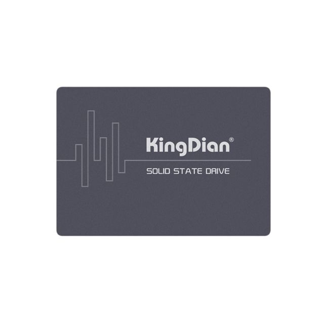 Generic - KingDian Disque SSD interne pour SSD SATA3 Interface S370 128GB / 256GB interne - SSD Interne