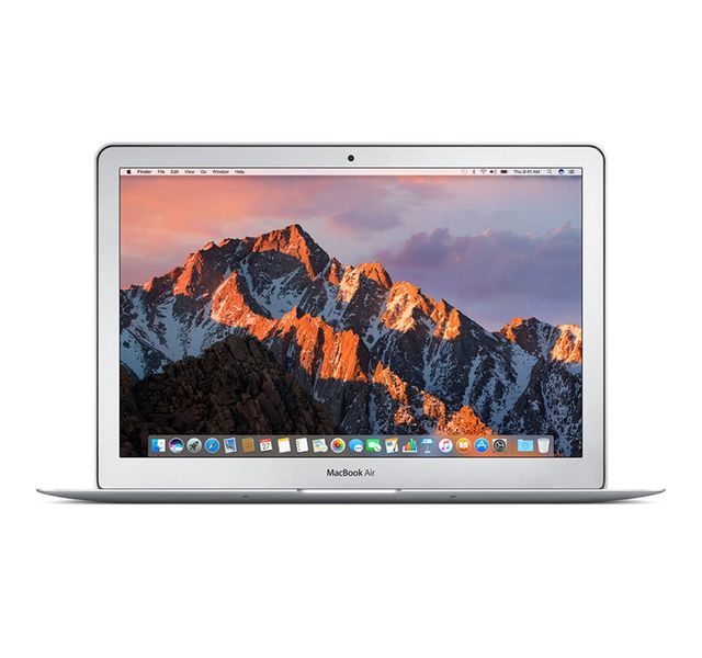 Apple - MacBook Air 13 - 128 Go - MMGF2F/A - Argent - Ordinateur portable reconditionné