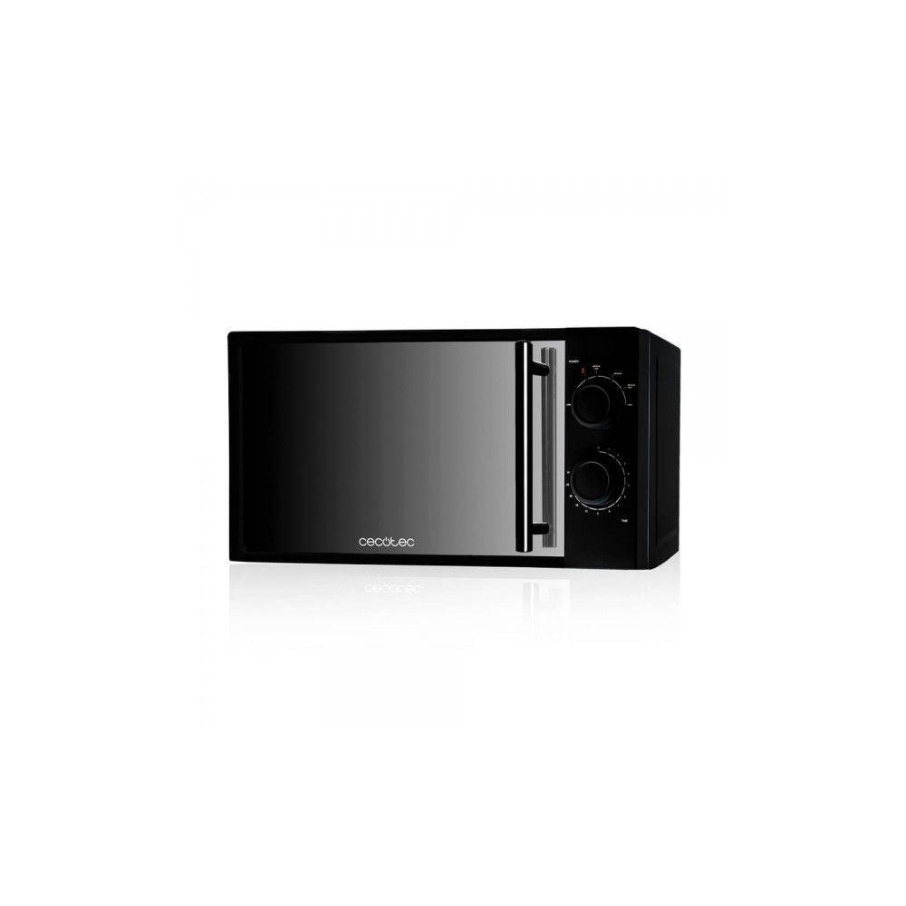 Cecotec Micro-ondes de 700 W facile à manier.