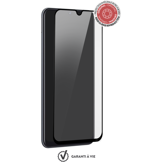 Force Glass - Verre trempé pour Galaxy A50 - Protection écran tablette