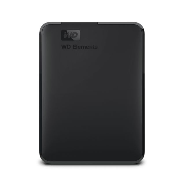 Western Digital - WD BLACK 5 To - USB 3.1 - Noir - Disque Dur externe