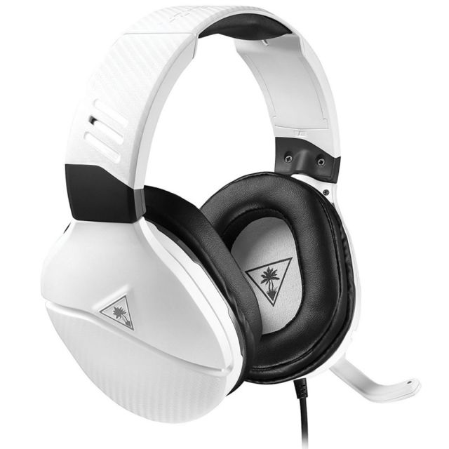 Turtle Beach - Casque Recon 200 Turtle Beach Filaire blanc - Turtle Beach