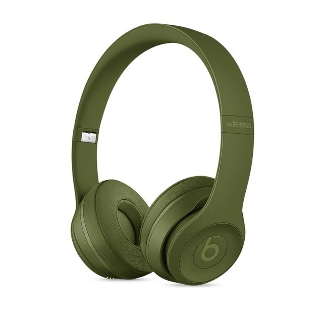 Beats - Solo3 Wireless - Casque bluetooth - Vert olive - Casque audio