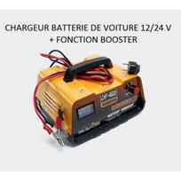 Soldes Chargeur batterie 12v voiture Dernière démarque