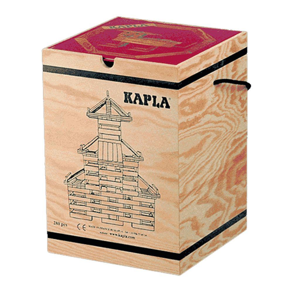 Kapla Kapla 280 planchettes - Baril