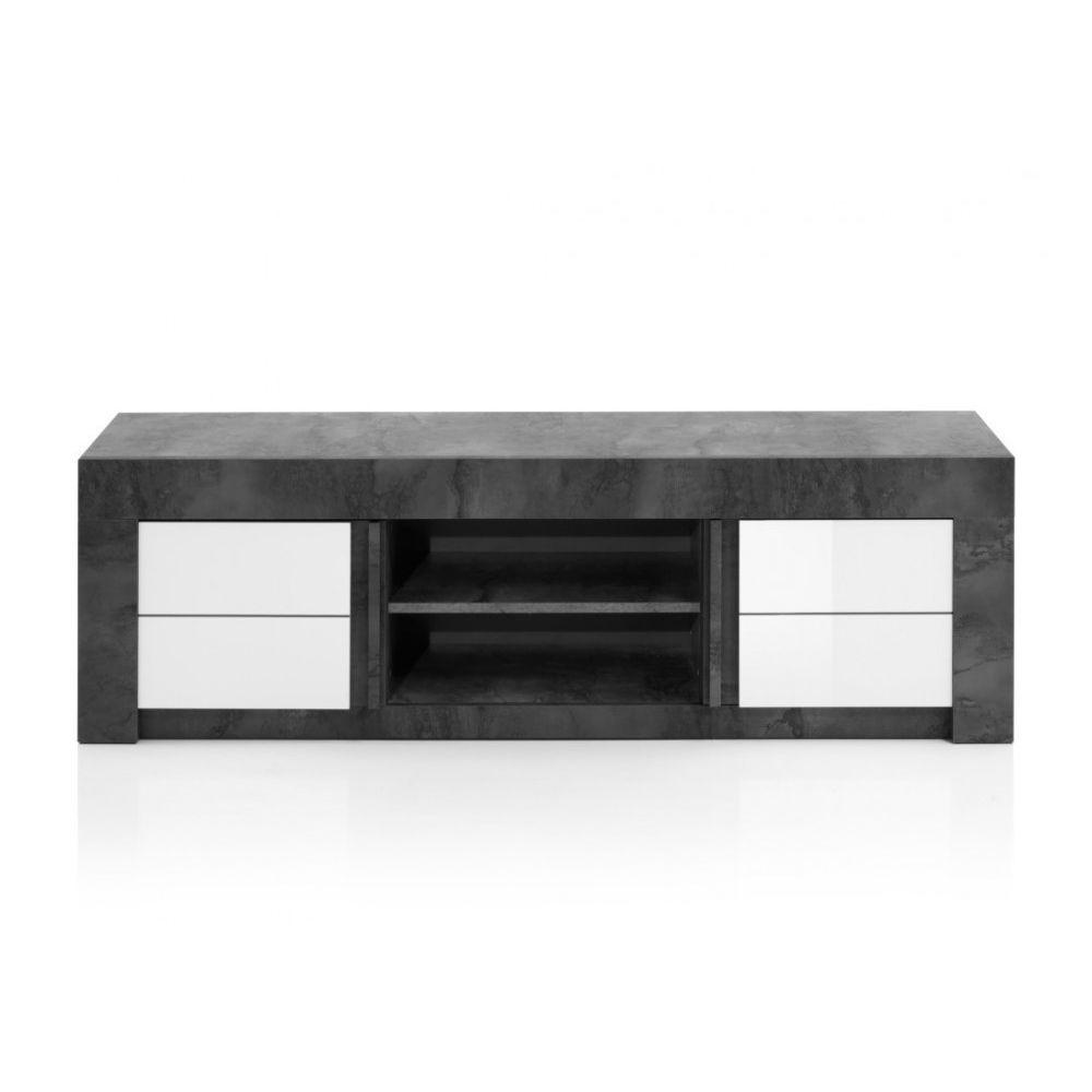 vente unique meuble tv essia 2