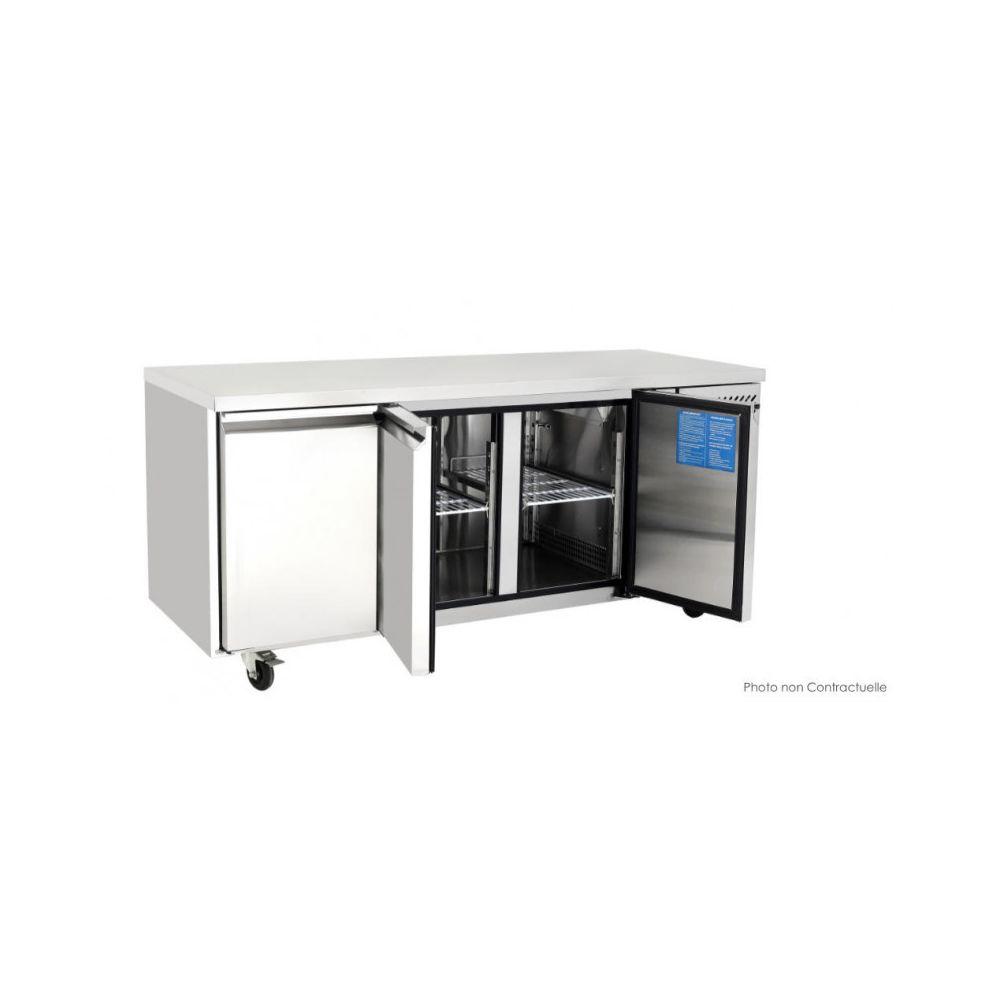 Atosa Table Réfrigérée Négative 3 portes- Profondeur 700 - Atosa - 700