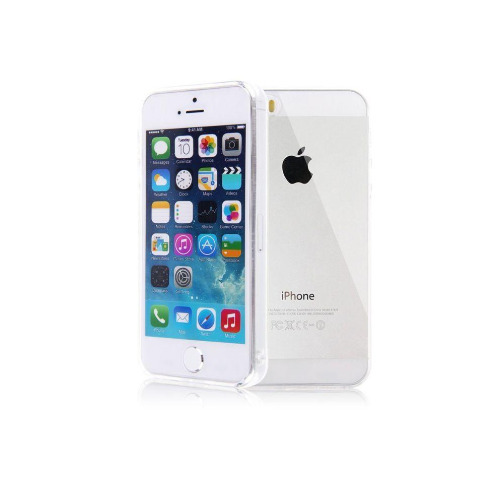 La Coque Francaise - Coque iPhone 5S/5 - ULTRA TRANSPARENTE SILICONE SOUPLE - Coque Original - Housse Etui pour iPhone 5/5s/iPhone S