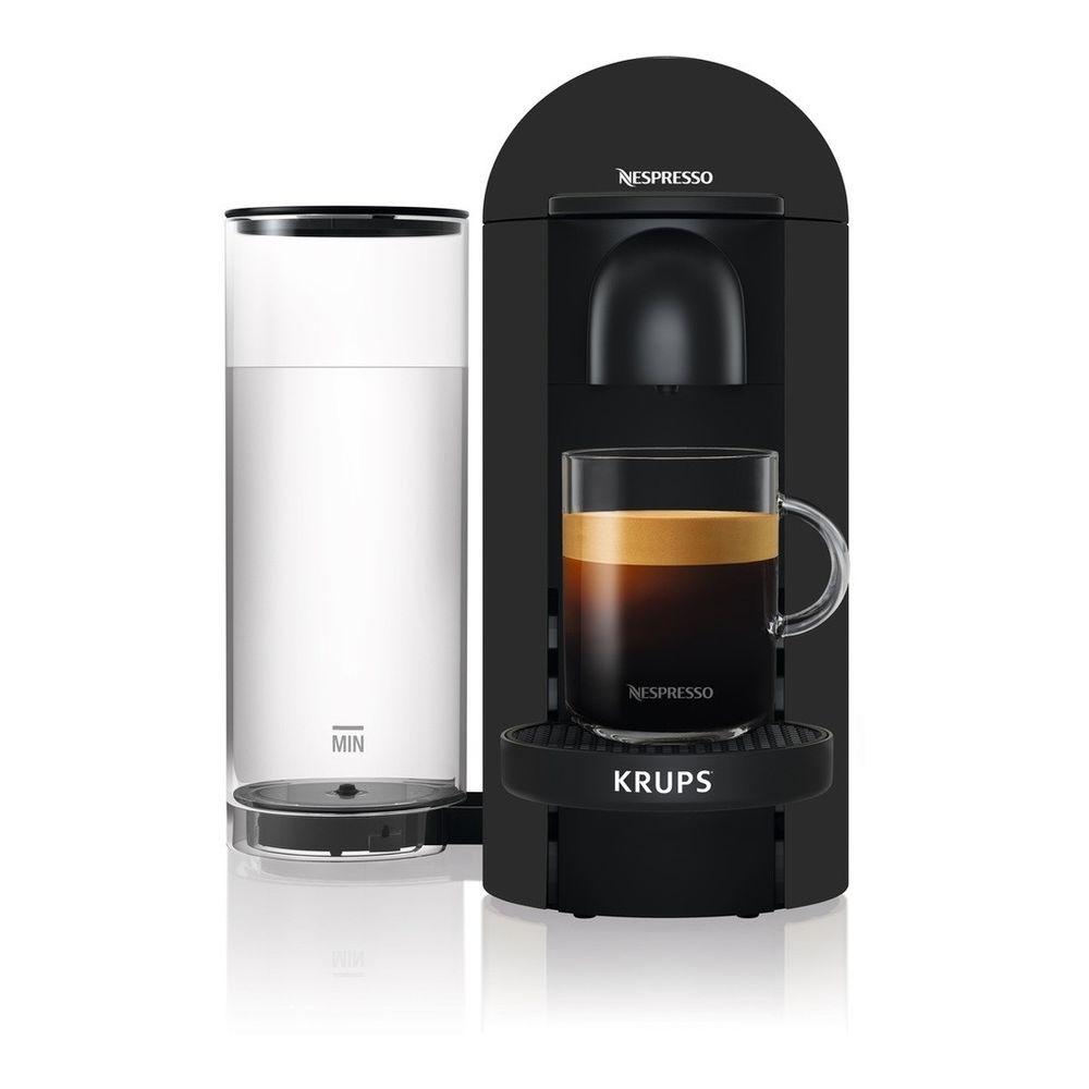 Krups Nespresso Vertuo Plus YY3922FD Noir Mat