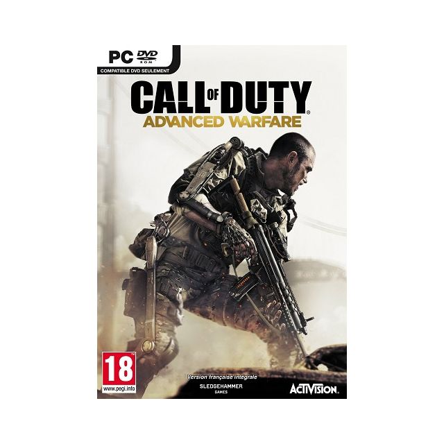 Jeux PC Activision Call Of Duty Advanced Warfare