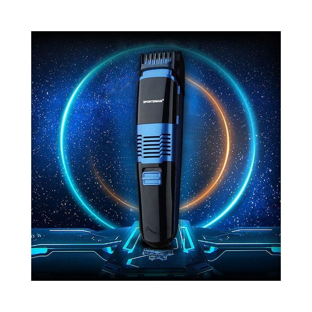 Wewoo Tondeuse cheveux bleu pour la machine de coupe de de bébé d'homme Rasoir électrique rechargeable de de 220V