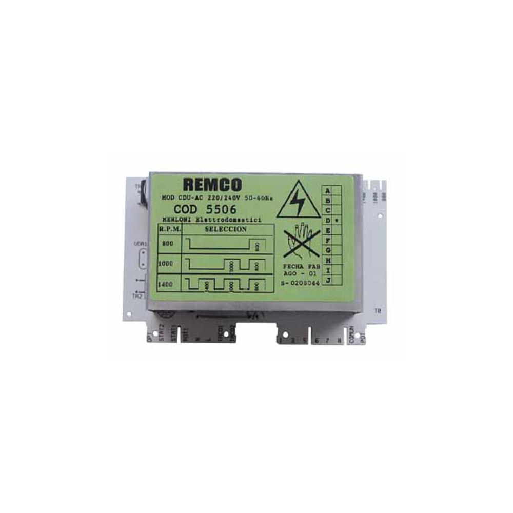 Scholtes MODULE DIGITAL CE 5506 REMCO POUR LAVE LINGE SCHOLTES - C00049373