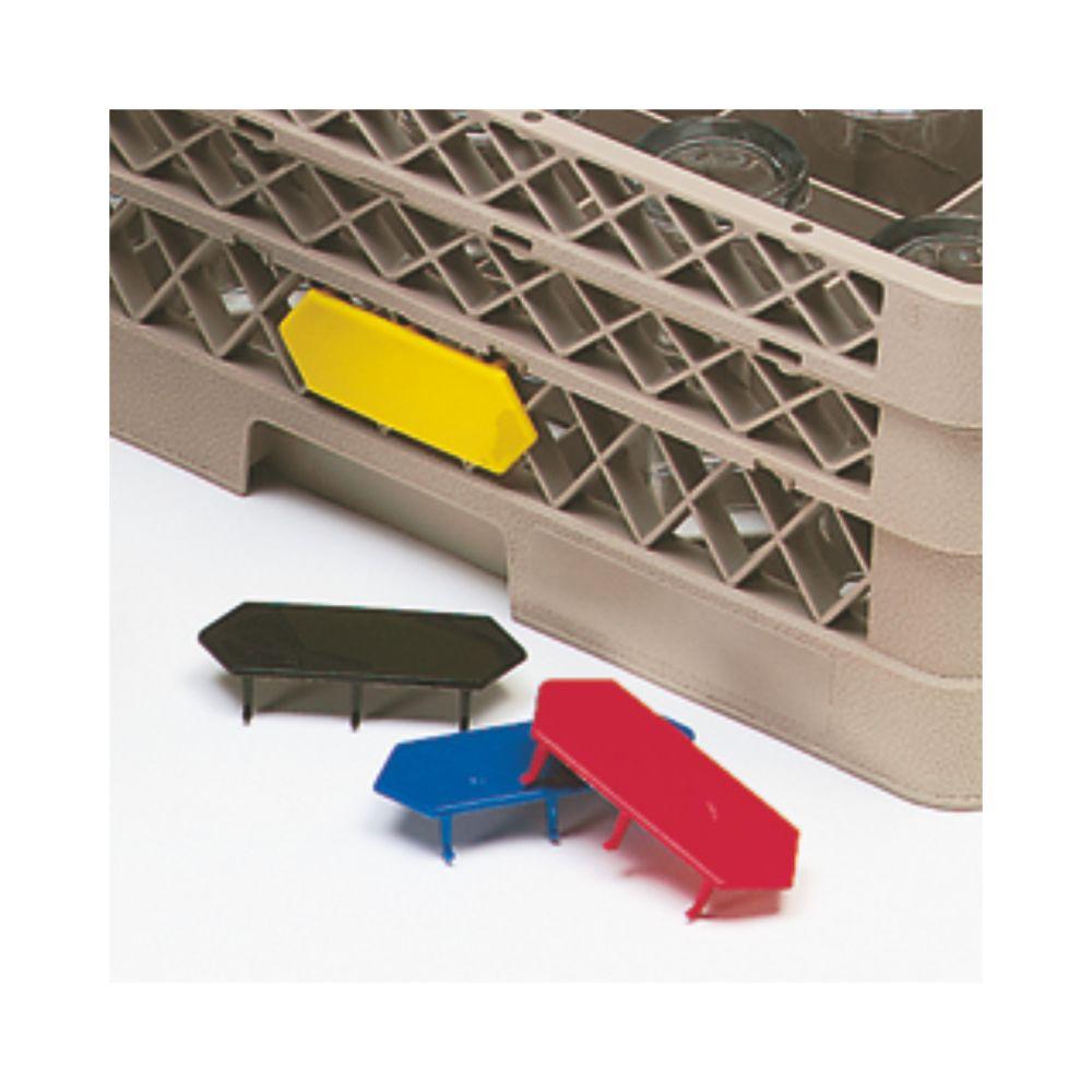 Pujadas Clip d'Identification pour Casiers à Vaisselle - Plusieurs Coloris - Pujadas - Vert