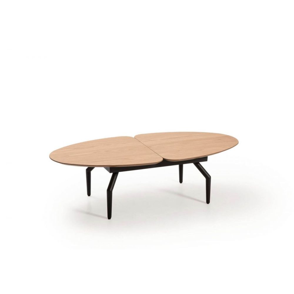 Bobochic BOBOCHIC Table basse MINA chêne clair
