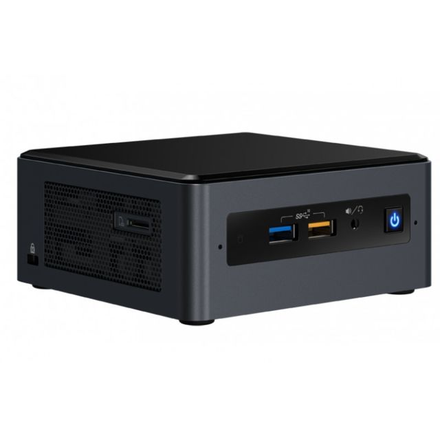 Intel - NUC NUC8i3BEH - PC Fixe