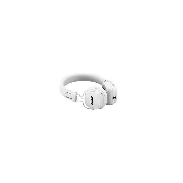 Marshall - Major III Blanc - Casque arceau Bluetooth - Marshall
