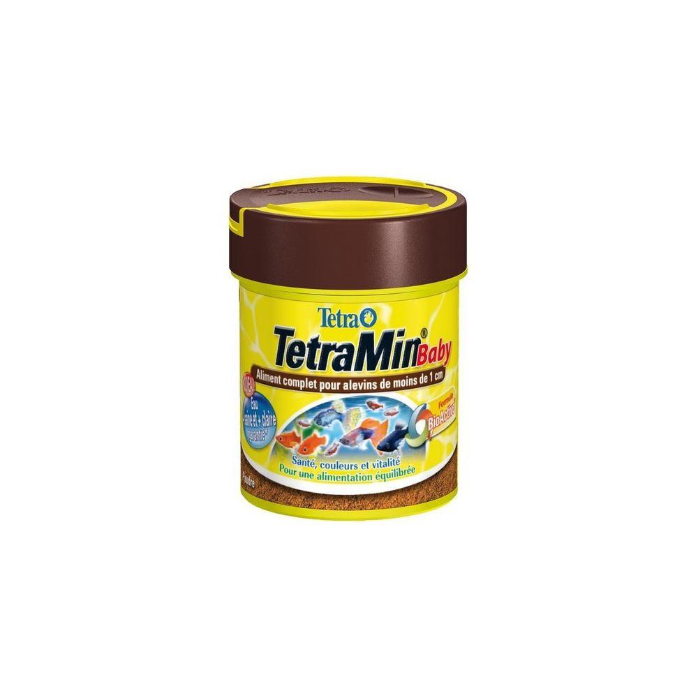 Tetra Aliment alevins TETRAMIN BABY 66ML