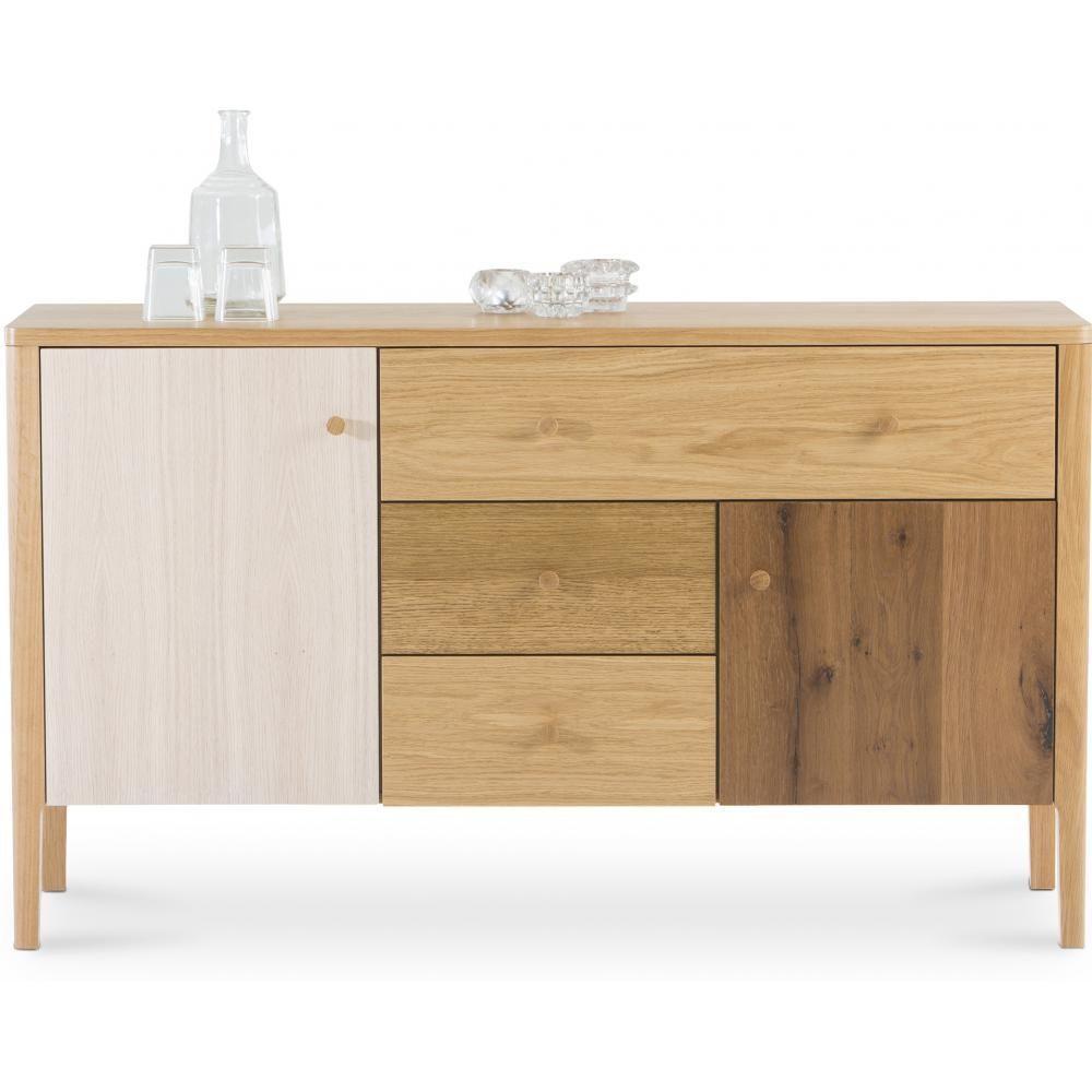 Privatefloor Buffet en bois de style scandinave