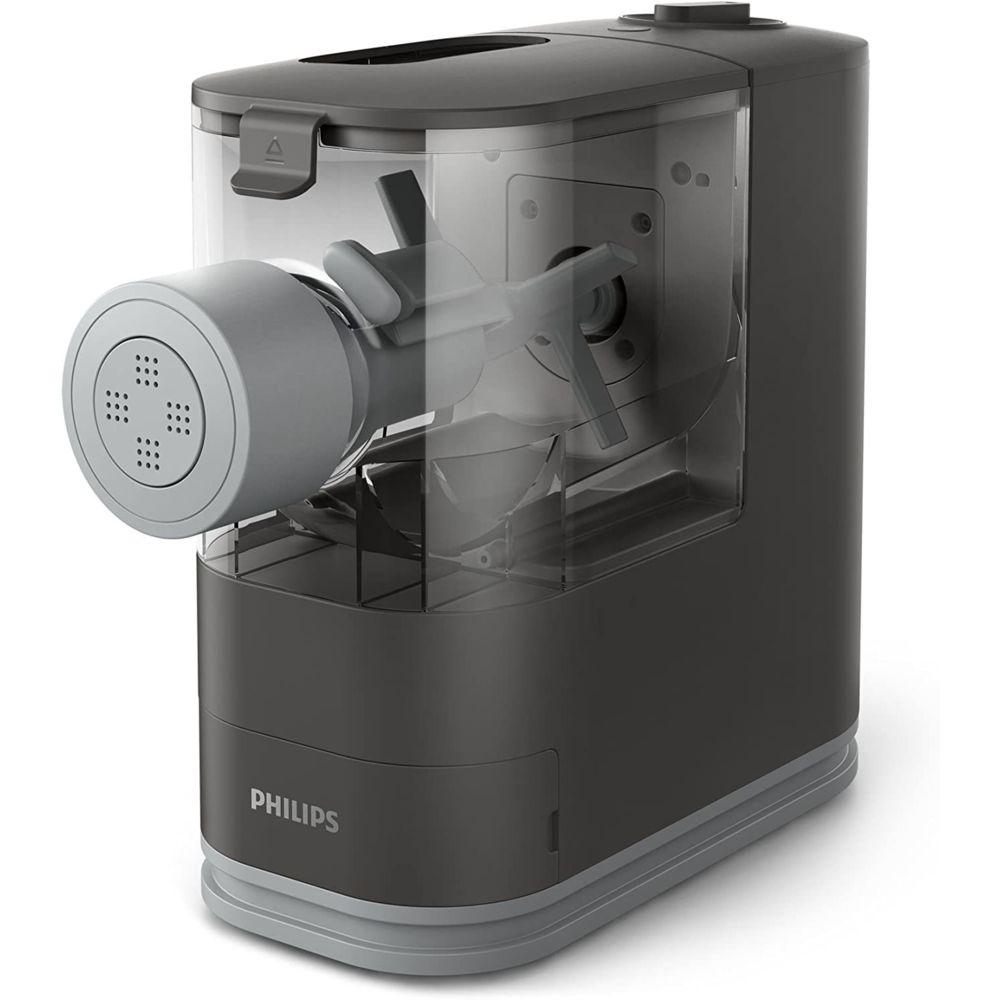 Philips Machine électrique pour pâtes et raviolis 150W gris noir
