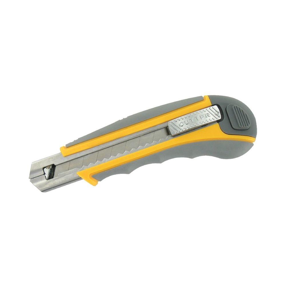 Outibat OUTIBAT - Cutter pro avec rechargement automatique 18 mm