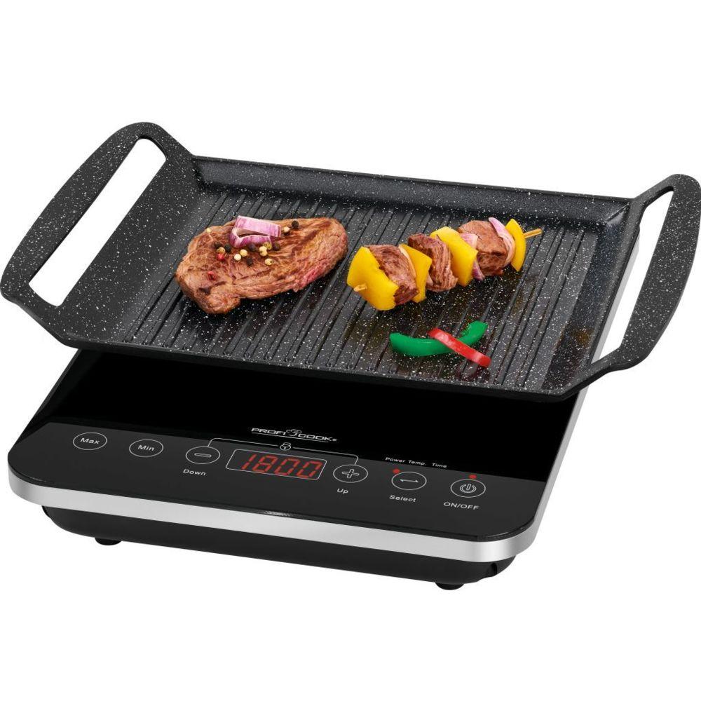 Proficook ProfiCook Grill de table à induction PC-ITG 1130 2000 W