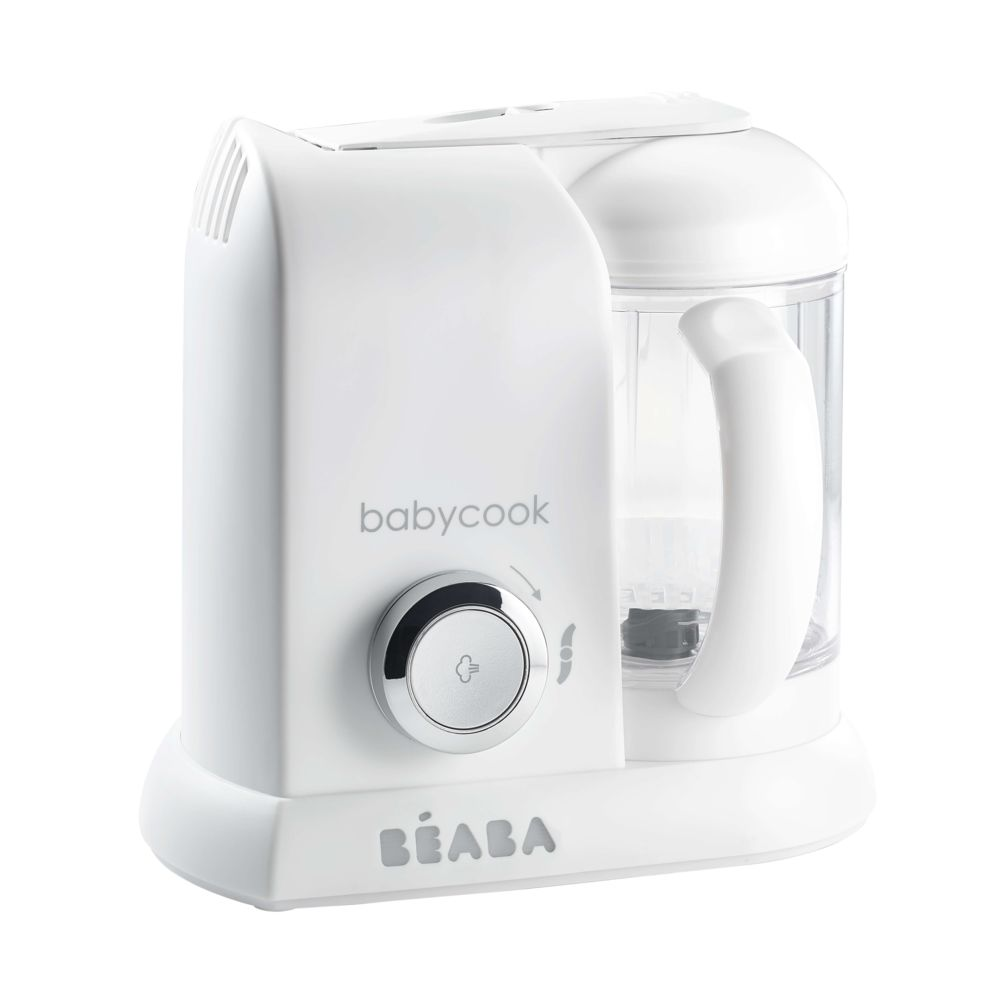 Beaba Robot Babycook white / silver - Beaba