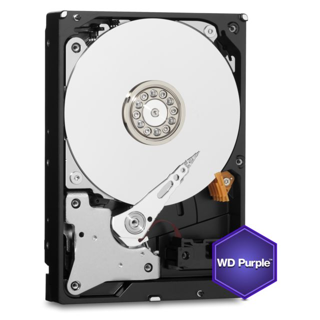Disque Dur interne Western Digital WD20PURZ