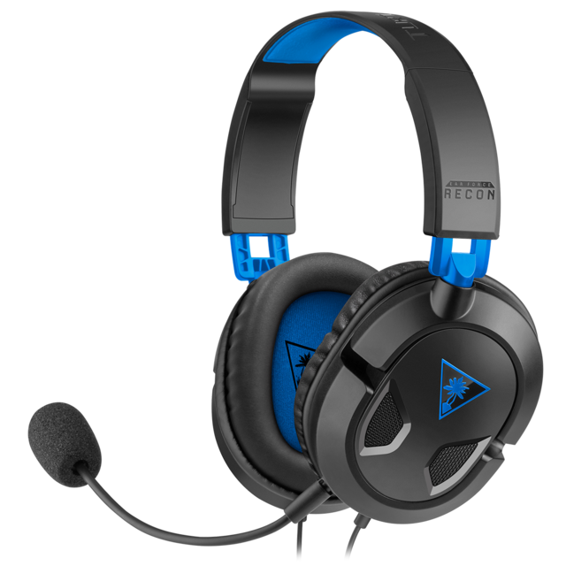 Turtle Beach - Recon 50P PS4 - Filaire - Turtle Beach