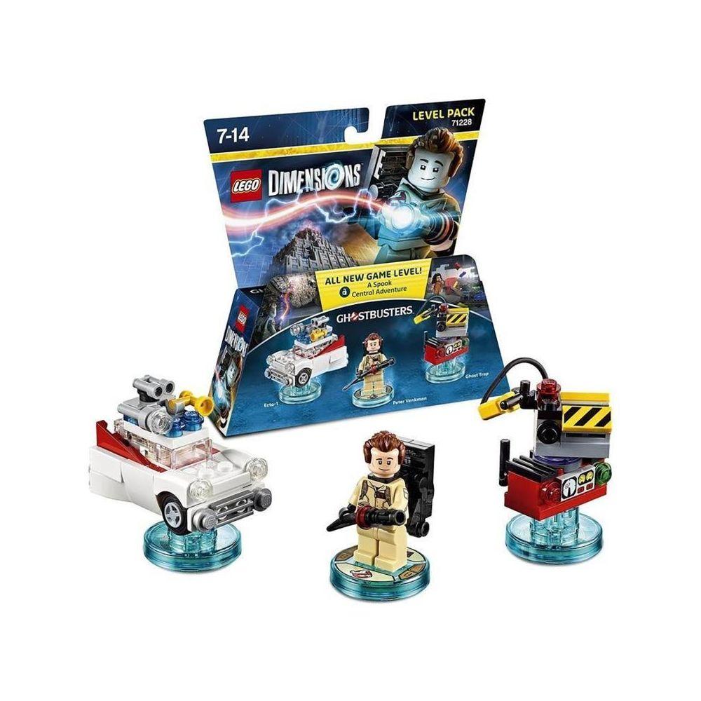Lego Figurine LEGO Dimensions - Peter Venkman - Pack aventure Ghostbusters