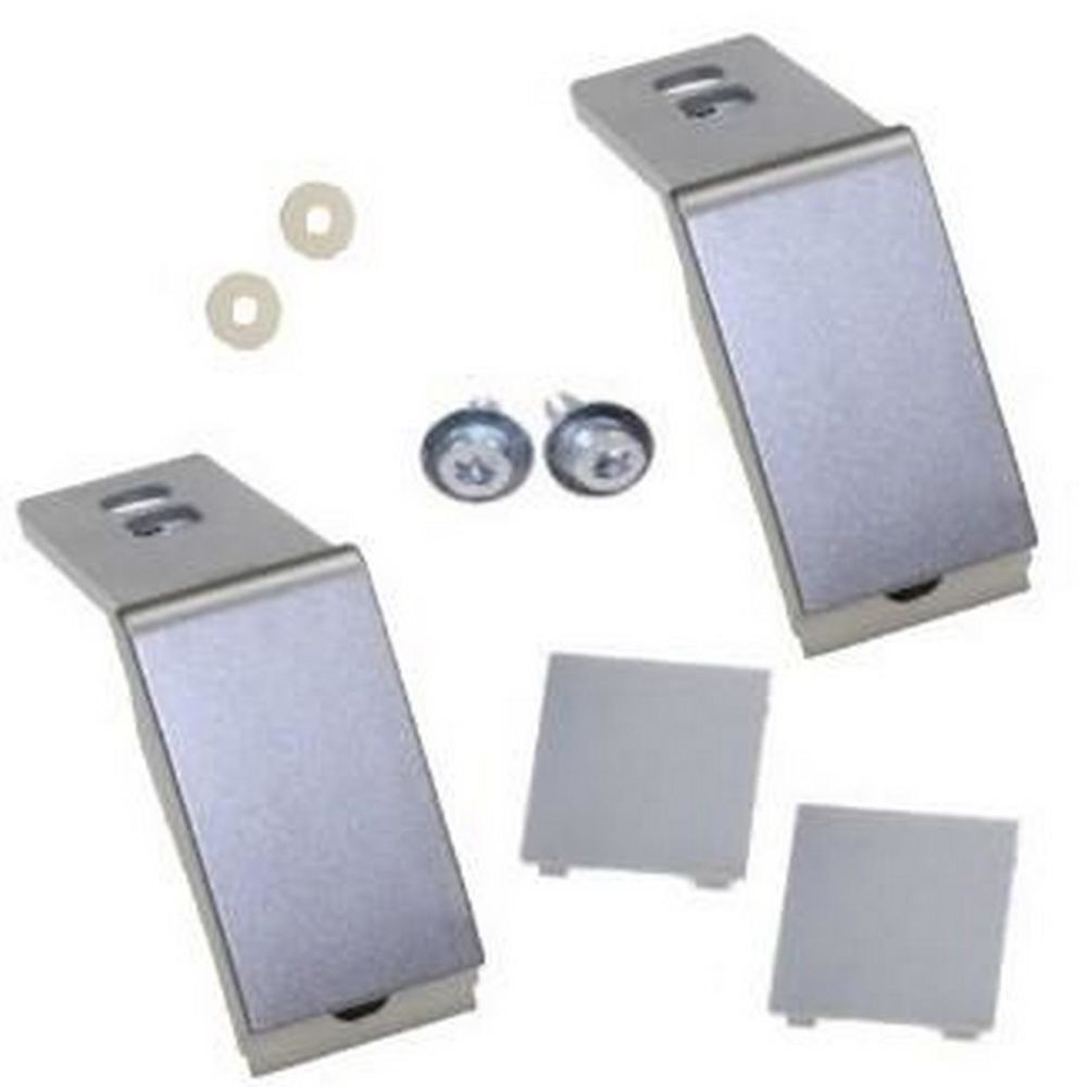 Wpro Kit de reparation fixation poignée inox 9590180