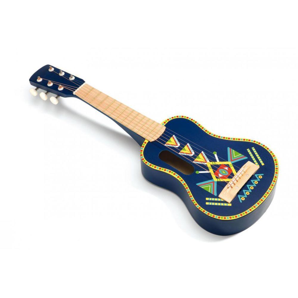 Djeco Djeco - Guitare 6 cordes métalliques