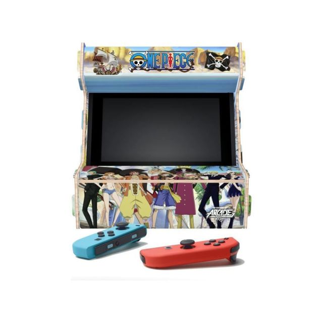Just For Games - Arcade Mini - One Piece - pour Switch - Accessoire Switch