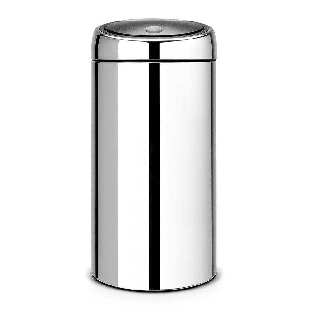 BRABANTIA Poubelle Touch Bon 45 litres
