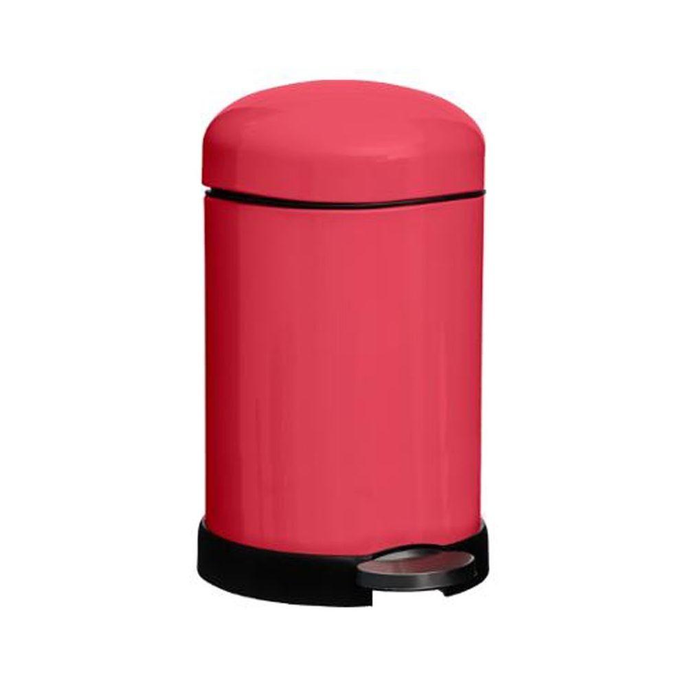 Paris Prix Poubelle à Pédale Colors 20L Rouge